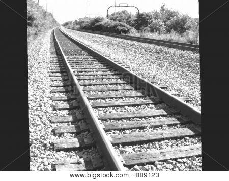 Railroad Tracks 19
