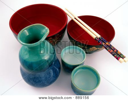 Sake And Soup Set