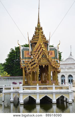 Bang Pa-in Palace In Ayutthaya