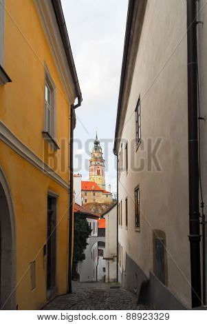Castle Of Cesky Krumlov, Czech Republic