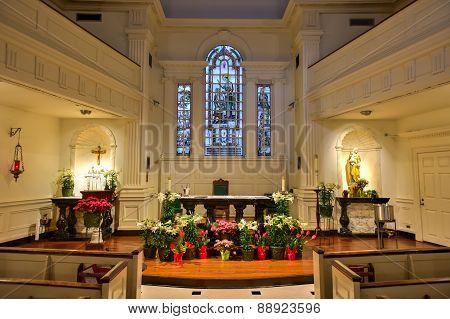 Shrine Of Saint Elizabeth Ann Seton