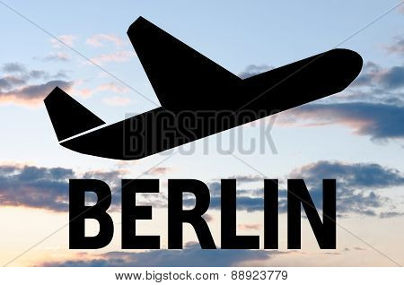 Fly to Berlin