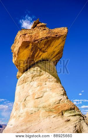 Hoodoo In Page Az Near Lake Powell