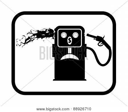 Gasoline Pump 03