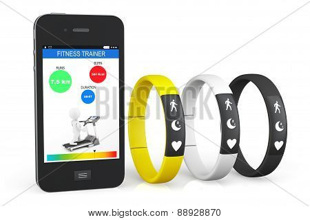 Fitness Trackers With Mobile Phone