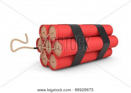 Stack Of Red Dynamite
