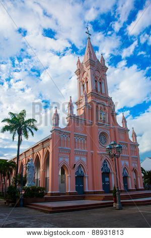 The Catholic Church In Vietnam Pink