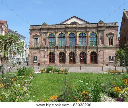 Theatre, Colmar, France