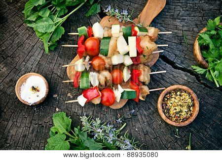 Marinated Bbq Meat