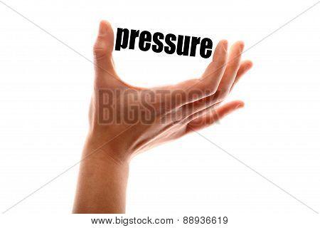 Smaller Pressure