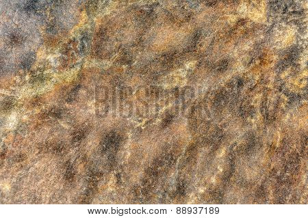 Closeup Of Stony Texture