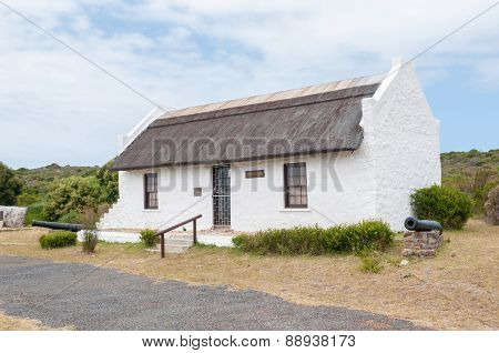 Skaifes Barn, Cape Point, Table Mountain National Park