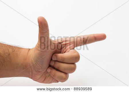 Correct Hand Sign