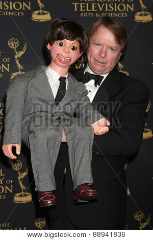 LOS ANGELES - FEB 24:  Jay Johnson at the Daytime Emmy Creative Arts Awards 2015 at the Universal Hilton Hotel on April 24, 2015 in Los Angeles, CA