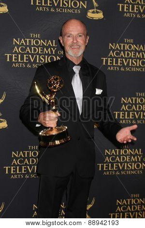 LOS ANGELES - FEB 24:  Mike Cassidy at the Daytime Emmy Creative Arts Awards 2015 at the Universal Hilton Hotel on April 24, 2015 in Los Angeles, CA