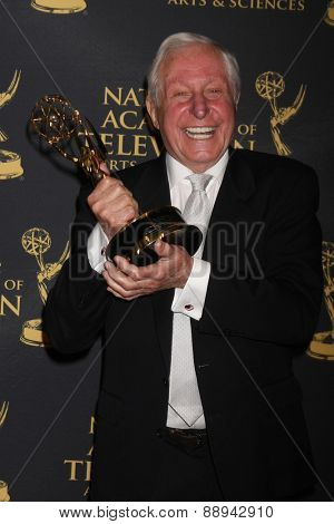 LOS ANGELES - FEB 24:  Michael Gargiulo at the Daytime Emmy Creative Arts Awards 2015 at the Universal Hilton Hotel on April 24, 2015 in Los Angeles, CA