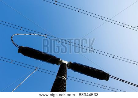 Electrical Surge Arrester In Converter Station