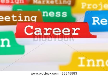 Career Opportunities And Development Business Concept