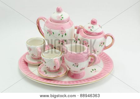 Teacup Tea Set