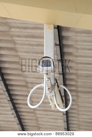 Security Camera Or Cctv