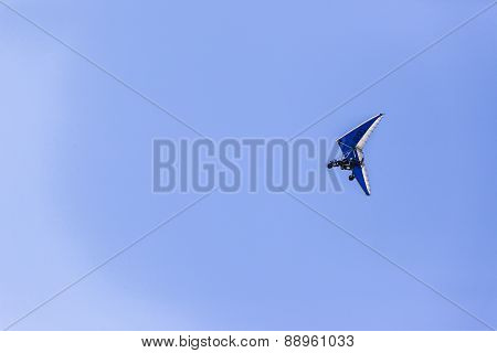 Aircraft Microlight Flying