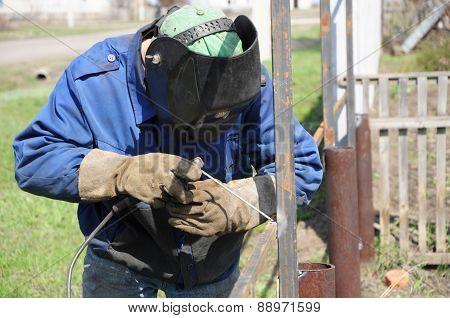 Welder Soldering Iron