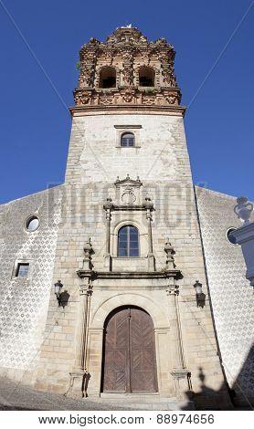 Mudejar Tower