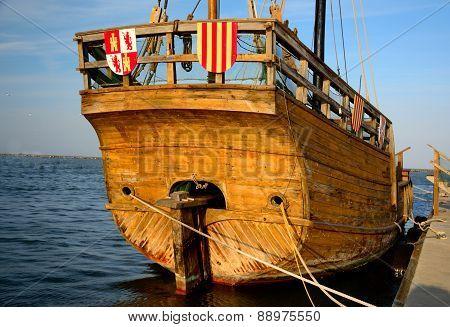 Spanish Ship