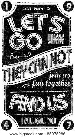 Vintage Slogan Man T Shirt Graphic Vector Design