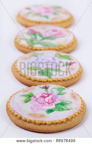 Vintage Gingerbread cookies