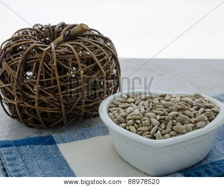 Raw Sunflower Seeds