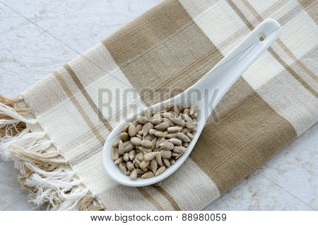 Organic Raw Sunflower Seeds