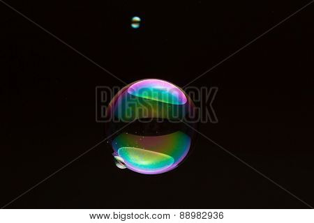 soapbubble - small and big