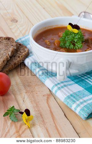 Delicious Goulash Stew