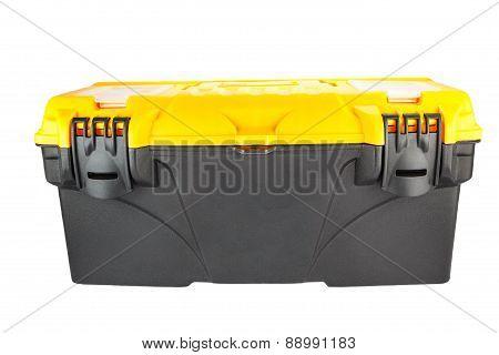 Black Mechanic Tool Box