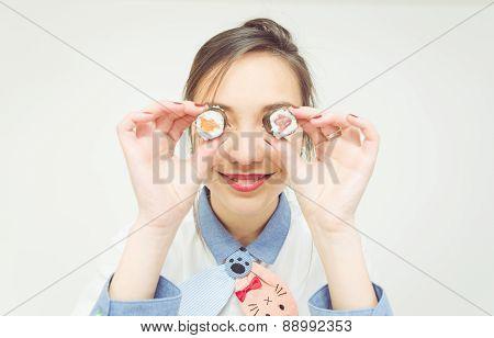 Sushy Eyes