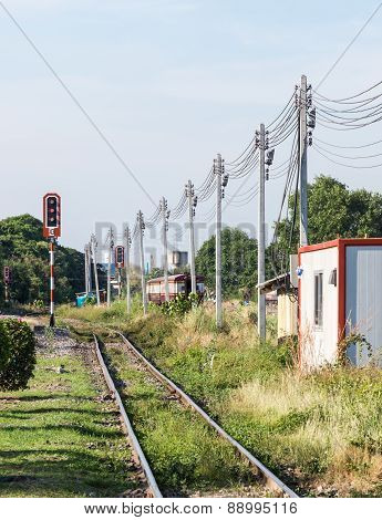 Straight Railway