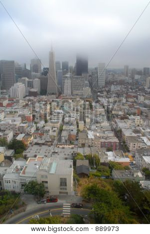 San Francisco. Downtown