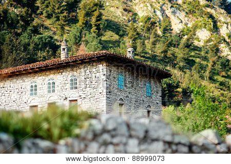 House in Berat city