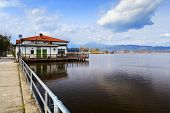 picture of lagos  - beautiful torre del lago view in tuscany - JPG
