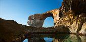 image of gozo  - Gozo Azure Window Height Malta - JPG