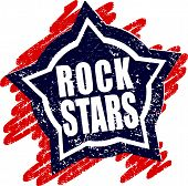 picture of rock star  - Rock stars  - JPG