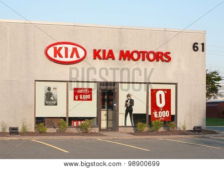 Kia Motors Location