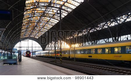 Prague Railway Station