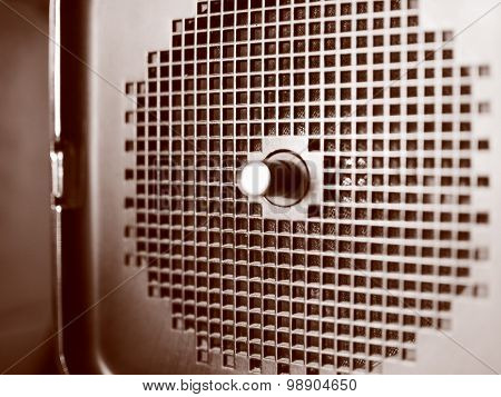 Retro Look Vintage Radio
