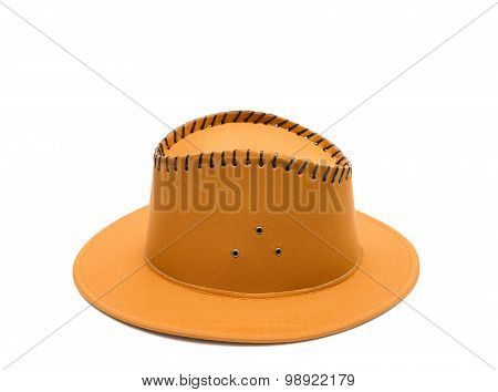 Cowboy Brown Hat