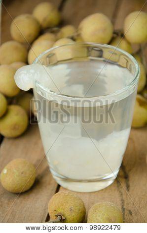 Longan Juice