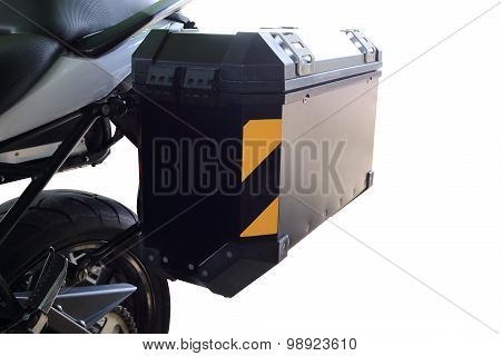 Side Bag Of Motorcycle