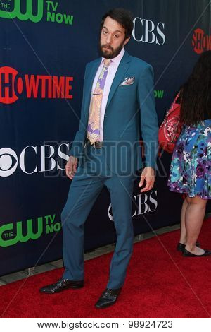 LOS ANGELES - AUG 10:  Jonathan Kite at the CBS TCA Summer 2015 Party at the Pacific Design Center on August 10, 2015 in West Hollywood, CA