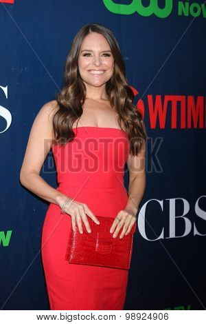 LOS ANGELES - AUG 10:  Yara Martinez at the CBS TCA Summer 2015 Party at the Pacific Design Center on August 10, 2015 in West Hollywood, CA